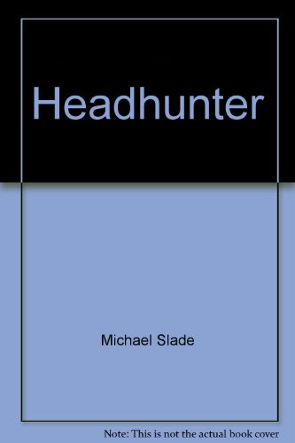 9781869582890: Headhunter
