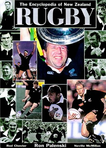 9781869586300: Encyclopedia of New Zealand rugby