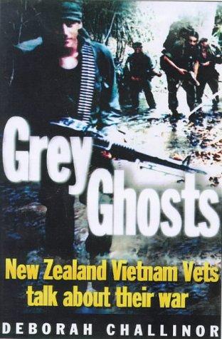 9781869586584: Grey ghosts: New Zealand Vietnam vets talk about their war