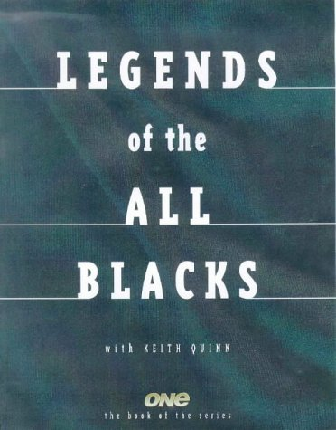 9781869587772: Legends of the All Blacks