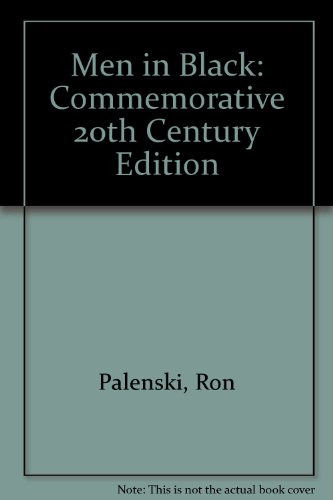9781869588274: Men in Black: Commemorative 20th Century Edition