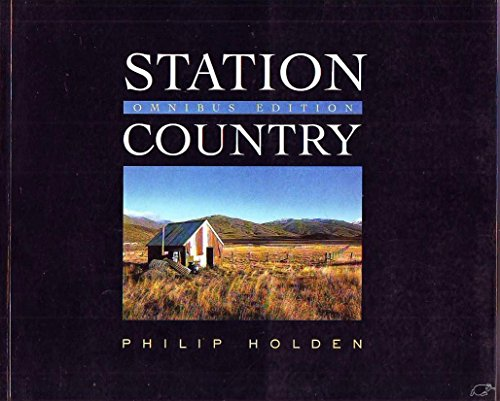 9781869588854: Station Country: Omnibus Edition
