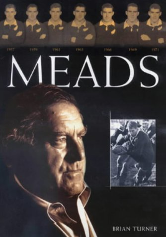 Colin Meads: Turner, Brian, Meads, Colin
