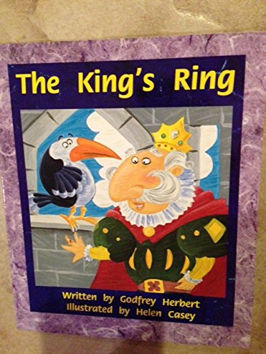 9781869596415: The king's ring (Rigby KinderStarters)