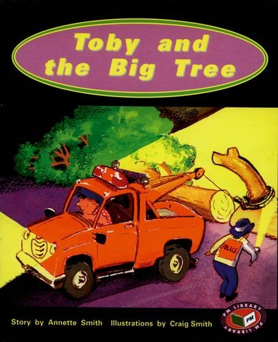 9781869610173: Toby and the Big Tree PM Level 15 Set A Orange