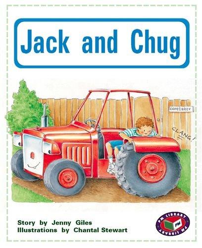 PM Orange Set A Fiction (6): Jack: Giles, Jenny