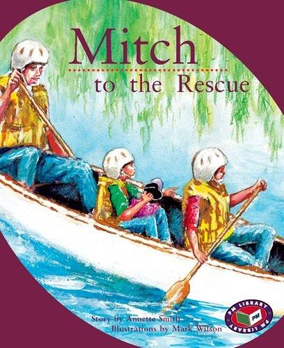 9781869610739: PM Storybooks: Orange Level Set B Mitch to the Rescue (PM Storybooks)