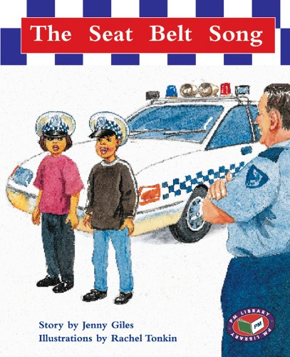 9781869611095: The Seat Belt Song PM Set B Turquoise