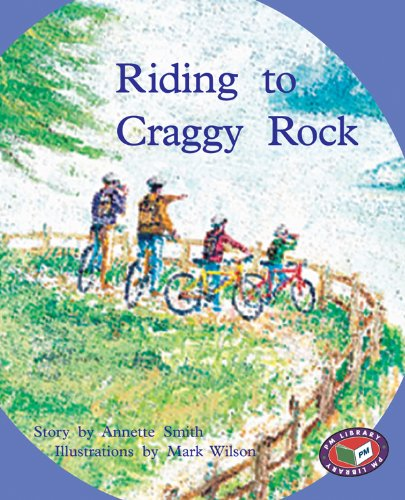 9781869611125: Riding to Craggy Rock PM Set C Turquoise (PM Storybooks)