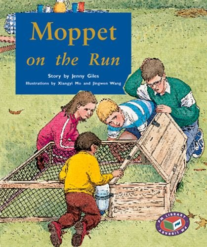 9781869612542: Moppet on the Run PM Level 19 Set A Purple