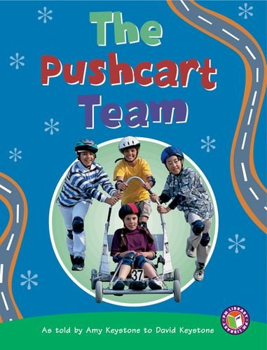 9781869614027: The Pushcart Team PM Non Fiction Level 25 Technology in Action Emerald (Progress with Meaning Non-fiction)