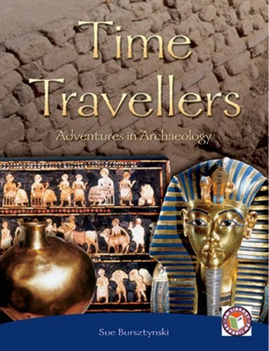 9781869614850: Time Travellers PM Sapphire Non-Fiction
