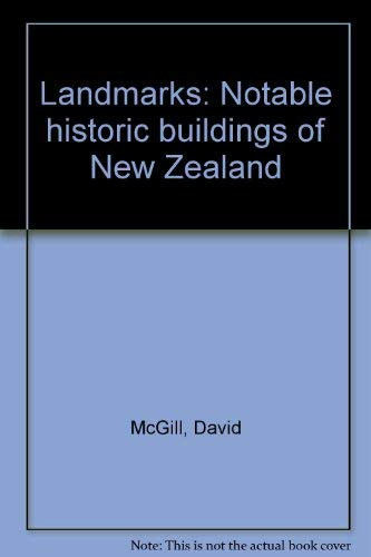 Landmarks: Notable historic buildings of New Zealand: McGill, David