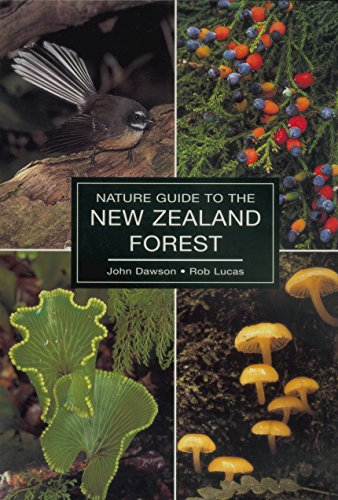 9781869620554: Nature guide to the New Zealand forest