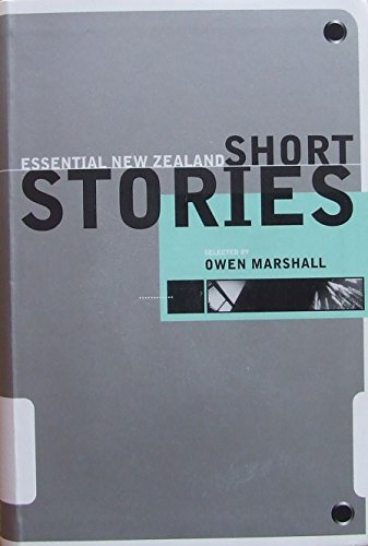 9781869620943: Essential New Zealand short stories