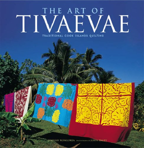 9781869621124: The Art of Tivaevae: Traditional Cook Islands Quilting