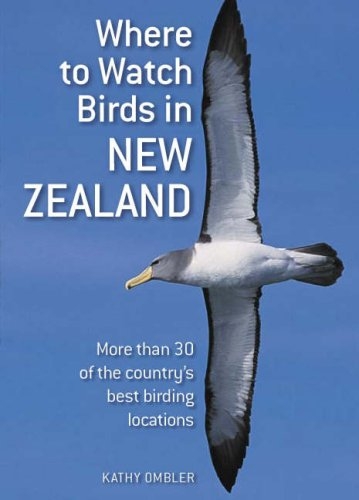 9781869661540: Where to Watch Birds in New Zealand