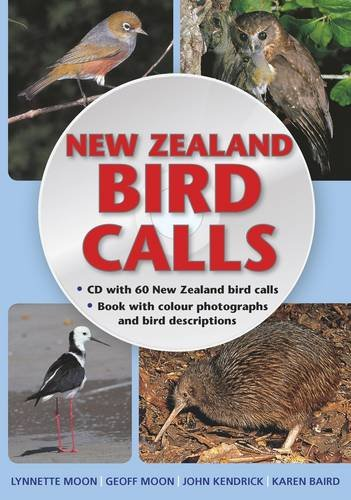 9781869663100: New Zealand Bird Calls. Lynette Moon ... [Et Al.]