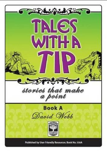 9781869684020: Tales with a Tip: Bk.A: Stories That Make A Point