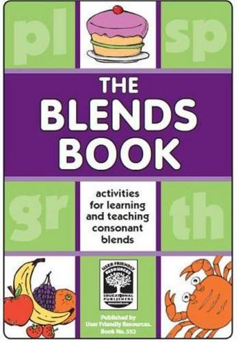 9781869684082: The Blends Book: Activities for Learning and Teaching Consonant Blends