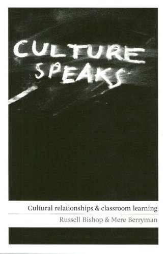 9781869692797: Culture Speaks: Cultural Relationships and Classroom Learning