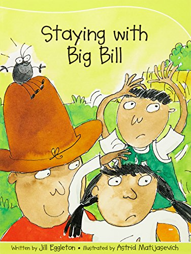 Sails Take-Home Library Set B: Staying with Big Bill (Reading Level 10/F&P Level F) (Paperback)...