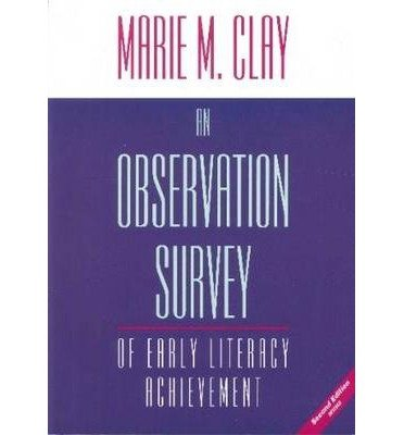 9781869703219: An Observation Survey of Early Literacy Achievement