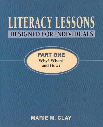 Literacy Lessons: Designed for Individuals - Part One: Clay