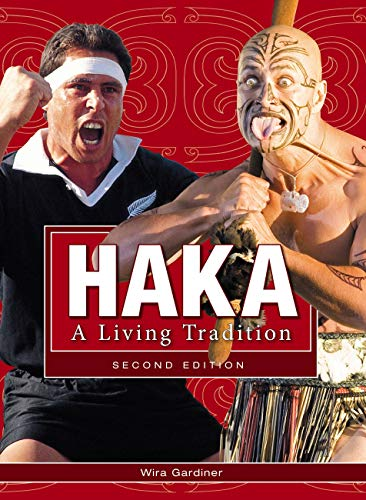 9781869711160: Haka: A Living Tradition 2nd Edition