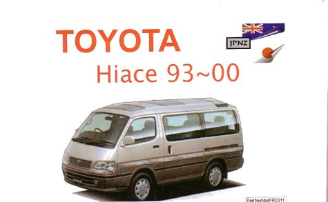 9781869760328: Toyota Hiace 1989 - 2000 Owner's Handbook