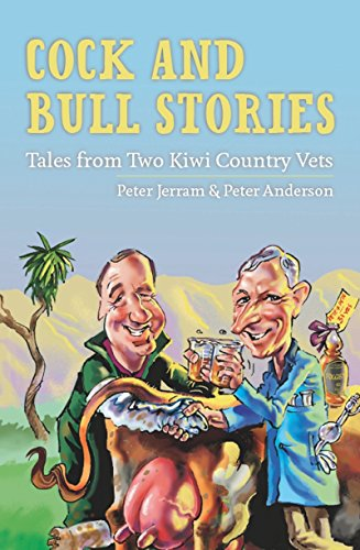 9781869795191: Cock And Bull Stories: Tales From Two Kiwi Country Vets