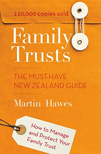 Family Trusts (Paperback): Martin Hawes