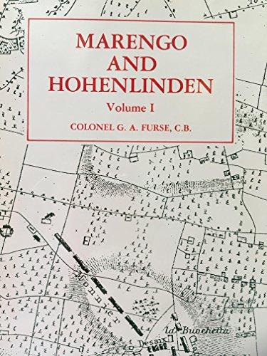 Marengo and Hohenlinden: 1: Furse