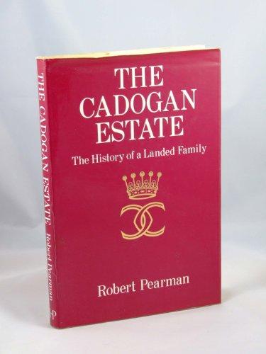 9781869812010: THE CADOGAN ESTATE