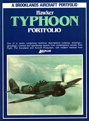 Hawker Typhoon Portfolio (Aircraft Portfolio)