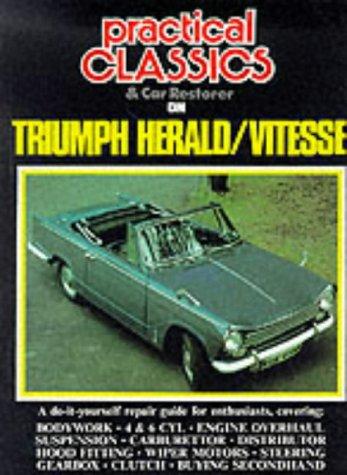 "Practical Classics and Car Restorer"" on Triumph"
