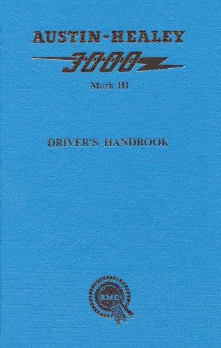 9781869826376: Austin-Healey 3000 Mark 3 Driver's Handbook