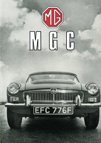 9781869826734: MG MGC Driver's Handbook 1967-1969