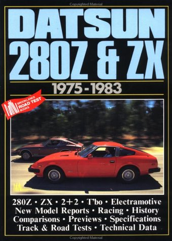 9781869826994: Datsun 280Z and Zx 1975-83 (Brooklands Books Road Tests Series)