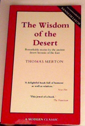 9781869838102: Wisdom of the Desert