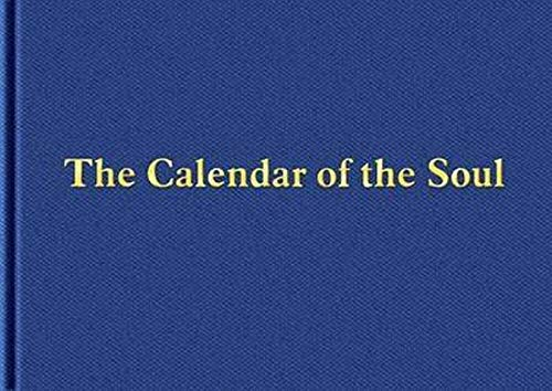 9781869890254: Calendar of the Soul (Learning Resources)
