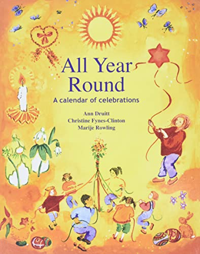 9781869890476: All Year Round: Christian Calendar of Celebrations (Lifeways S)