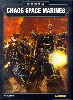 9781869893491: Codex: Chaos Space Marines (Warhammer 40, 000)