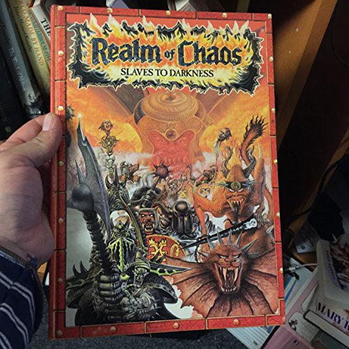 Realm of Chaos Slaves to Darkness (Warhammer Fantasy Battle): Johnson, Jervis