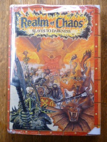 Realm of Chaos Slaves to Darkness (Warhammer: Johnson, Jervis