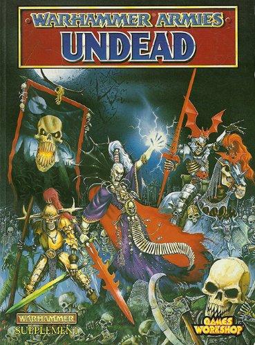 Warhammer Armies: Undead: Ken Rolston; Graeme