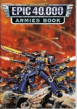 Epic Warhammer 40, 000: Armies Book: Andy Chambers