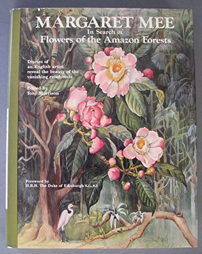 9781869901080: In Search of Flowers of the Amazon Forest