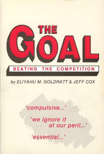 9781869909000: The Goal: Beating the Competition