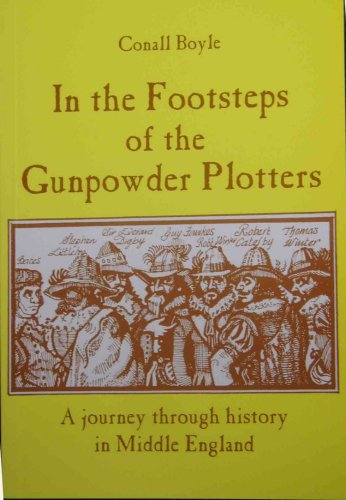 9781869922238: In the Footsteps of the Gunpowder Plotters